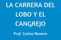 LA CARRERA DEL LOBO Y EL CANGREJO