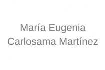 María Eugenia Carlosama Martínez