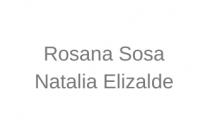 Rosana Sosa y Natalia Elizalde