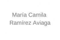 María Camila Ramírez Aviaga